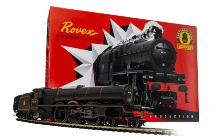 Hornby Togbanesett Celebrating 100 Years of Hornby Train Set Centenary Year - Limited Edition 2020 - DCC Ready - Era 4