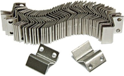 Scalextric Track fixing side clips (50 stk) C8232