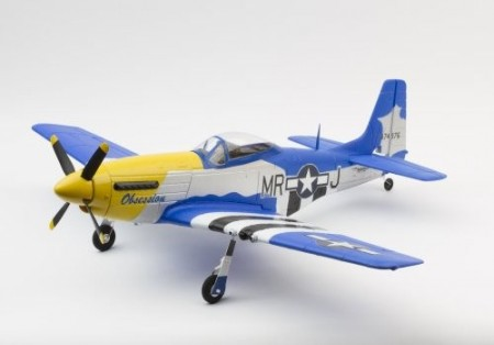 Ares P-51D Mustang 350 RTF 2.4Ghz