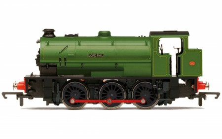 Hornby Preservation, Hunslett Austerity Class, 0-6-0ST, Lord Phil - Era 11