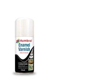 Humbrol No 35 Enamel Varnish - Blank 150ml