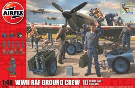 Airfix 1/48 WWII RAF Ground Crew