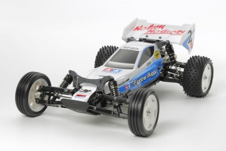 Tamiya RC byggesett 1/10 Neo Fighter Buggy (DT-03)