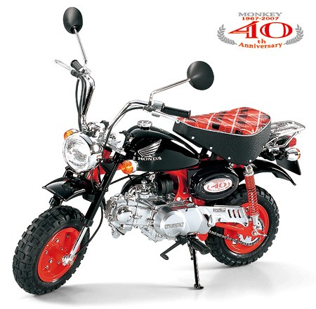 Tamiya 1/6 Honda Monkey 40th Anniversary