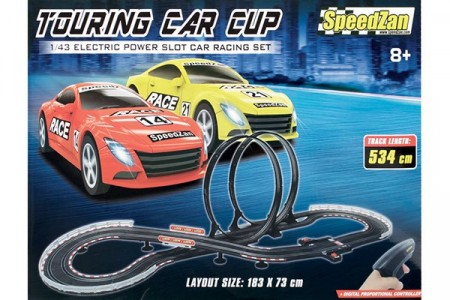 SpeedZan Bilbane 1:43 Touring Car Cup