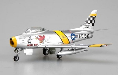 Easy Model 1/72 F-86F-30 Sabre Korea 1953