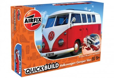Airfix QUICK BUILD Volkswagen Camper Van