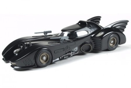 AMT 1/25 Batmobile 1989 Movie