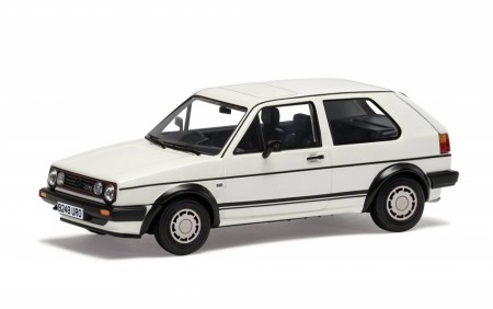 Corgi 1/43 Volkswagen Golf Mk2 GTI Alpine White Limited Edition