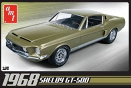 AMT 1/25 Ford Shelby GT-500 1968