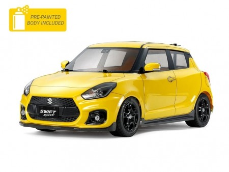 Tamiya 1/10 Suzuki Swift Sport (M-05)
