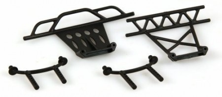 HLNA0023 BUMPERS AND BODY MOUNTS (ANIMUS 18SC)