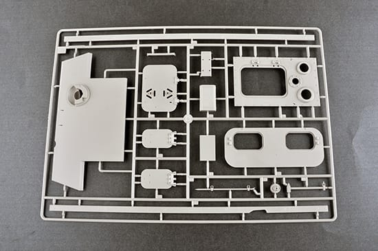 Trumpeter 1/16 German Panther G Full Interior Early Version