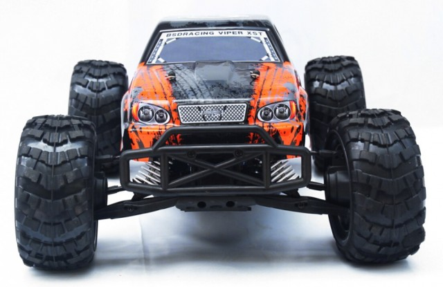 BSD RC 1/10 Monstertruck Børstet 4WD RTR 2.4Ghz